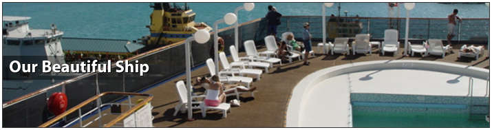 Ship Information cruising to Nassau and Paradise Islands